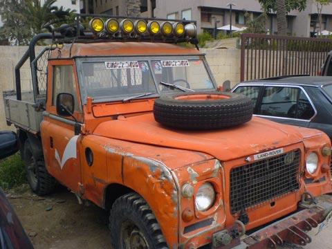 FPM Land Rover