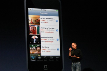 Apple New Ipod Touch