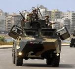 Lebanese Army APC