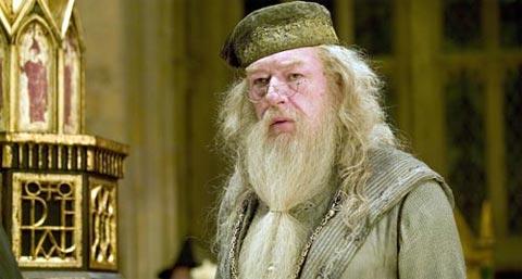 Dumbledore is Gay