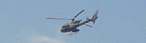 Lebanese Army Gazelle