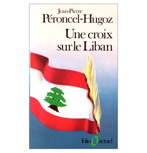 Une croix sur le liban