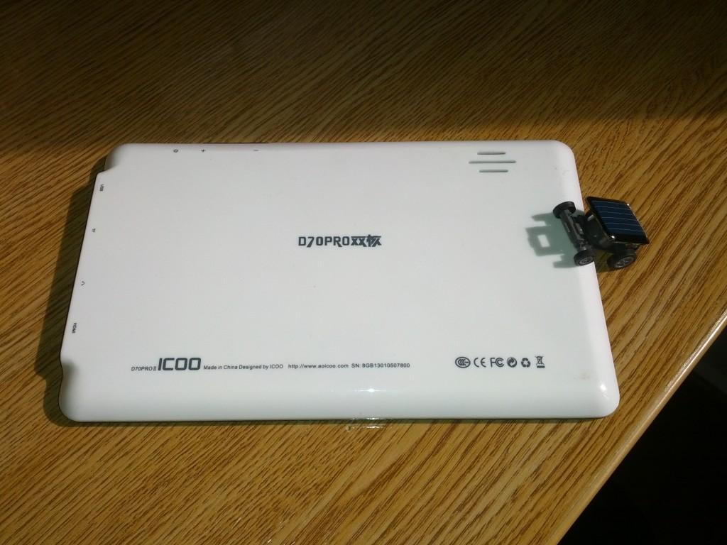 ICOO D70 Pro II case